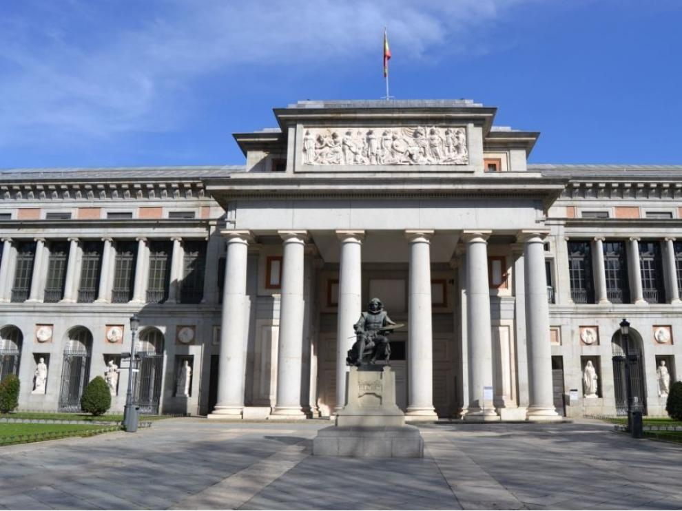 El Museo del Prado amplia su aforo hasta los 2.500 visitantes al día