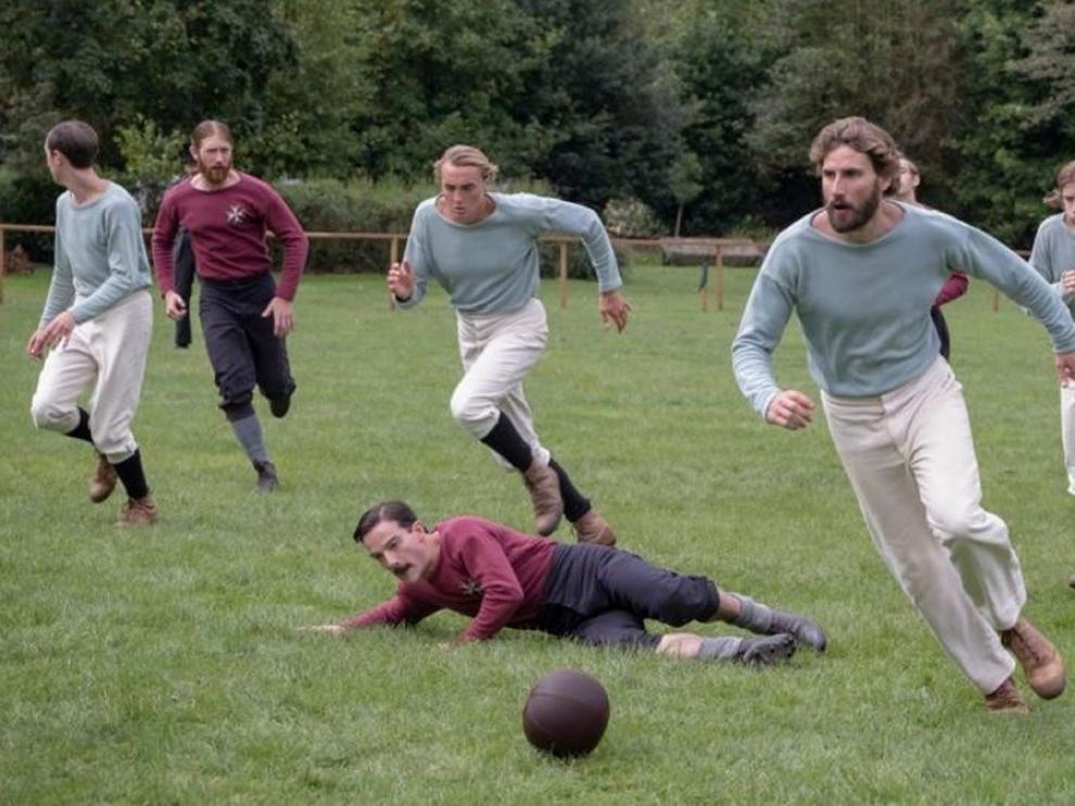 """""""Un juego de caballeros"""", la opción para los futboleros"""