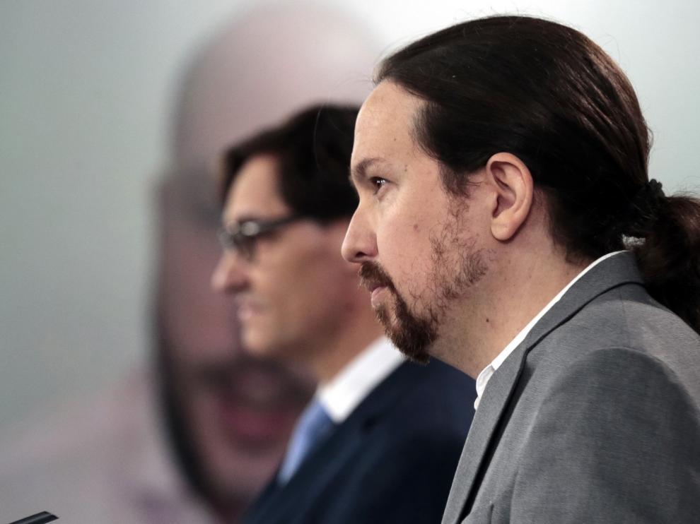 """El Gobierno dice que Iglesias rompió la cuarentena porque su presencia en el Consejo de Ministros es """"fundamental"""""""