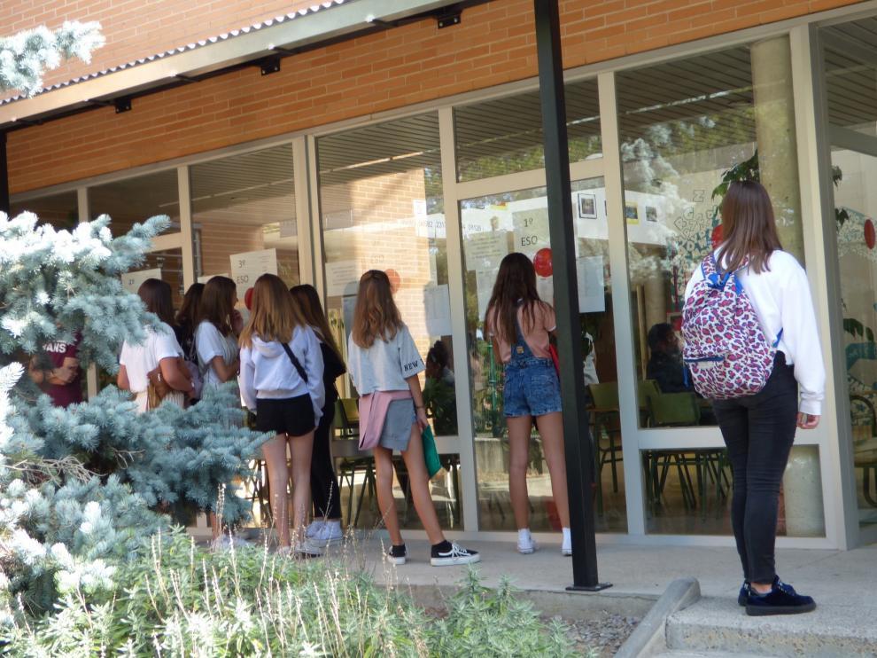 Siete alumnos del San Alberto Magno harán prácticas en la Aepag