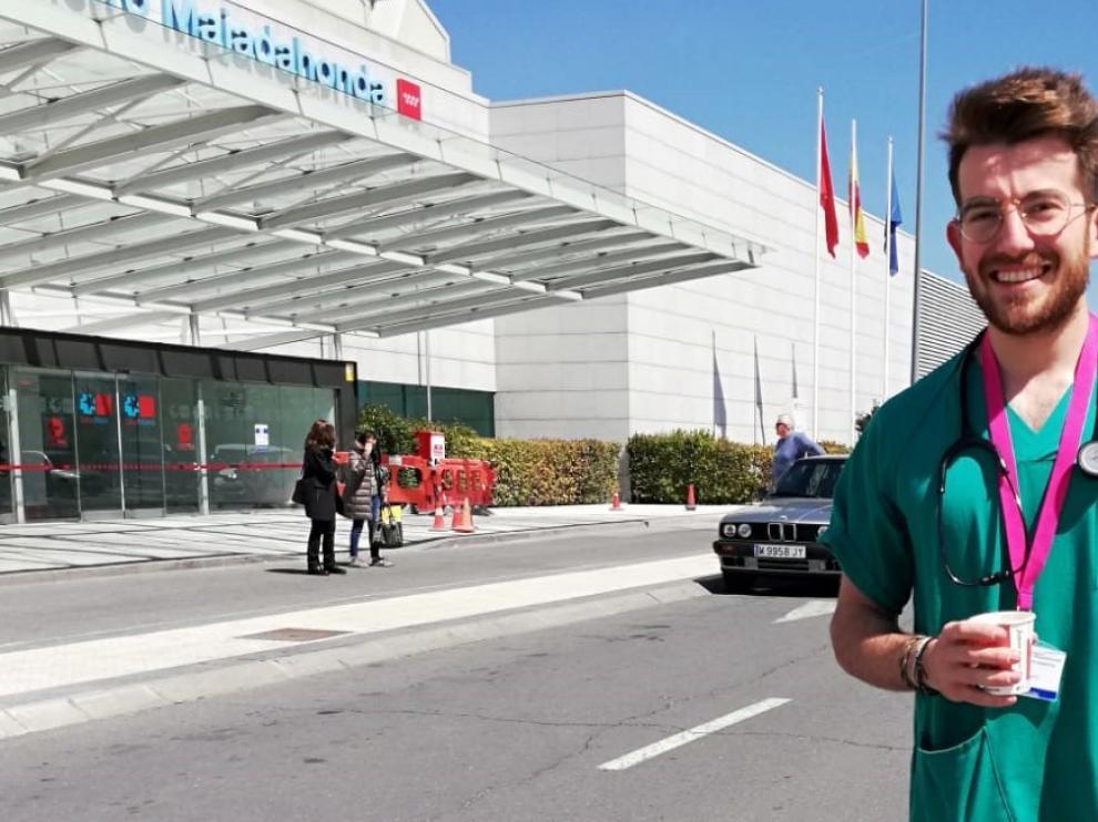 """Ignacio Omella Usieto: """"La voluntad y el ímpetu de los profesionales han sacado adelante el Hospital de IFEMA"""""""