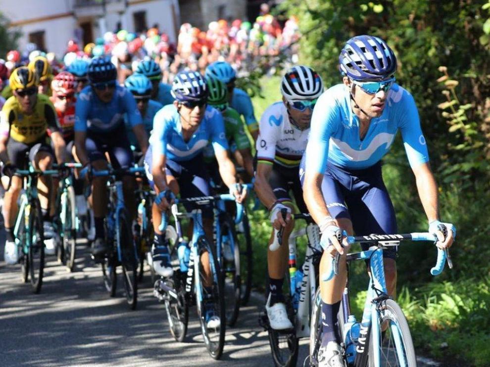 La Vuelta a España, en el Alto Aragón el 24 y el 25 de octubre