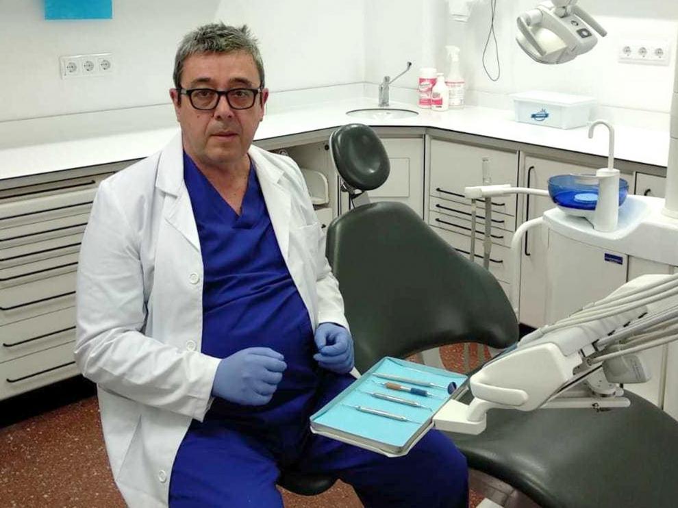 """Emilio Martínez: """"No voy a dejar de atender una urgencia porque el paciente tenga fiebre y tos"""""""