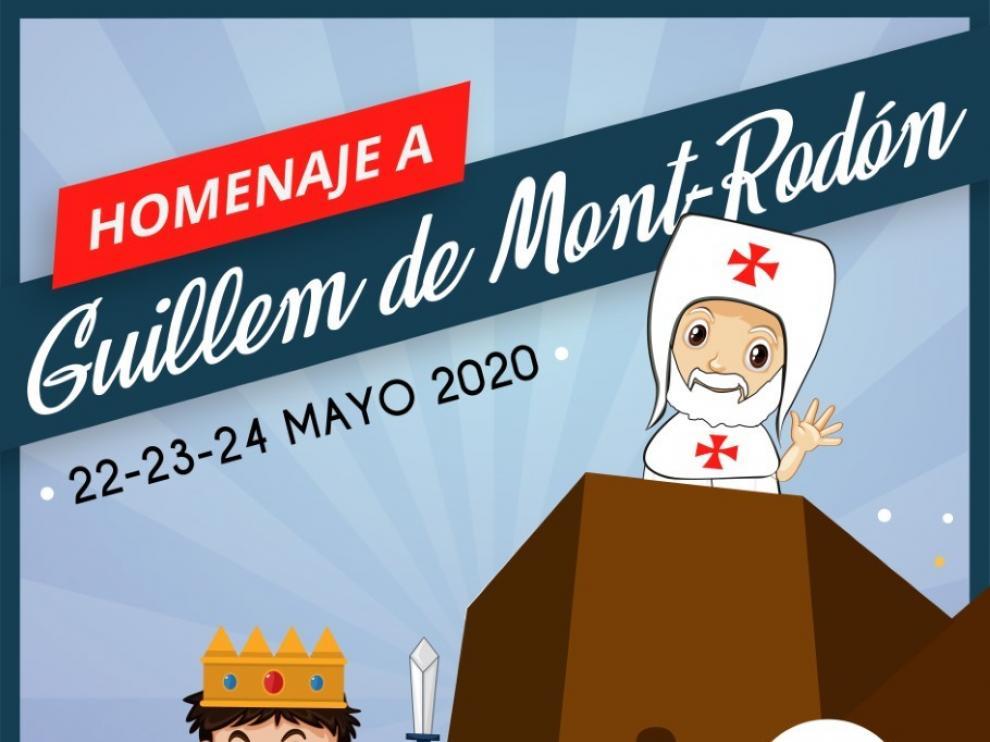 El Homenaje a Guillem de Mont-rodón da el salto a las redes sociales