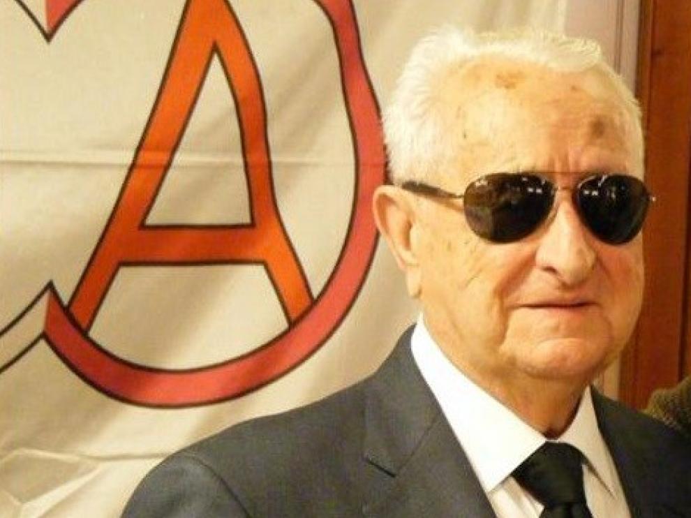 Fallece Luis Calvo, uno de los socios fundadores de Montañeros de Aragón