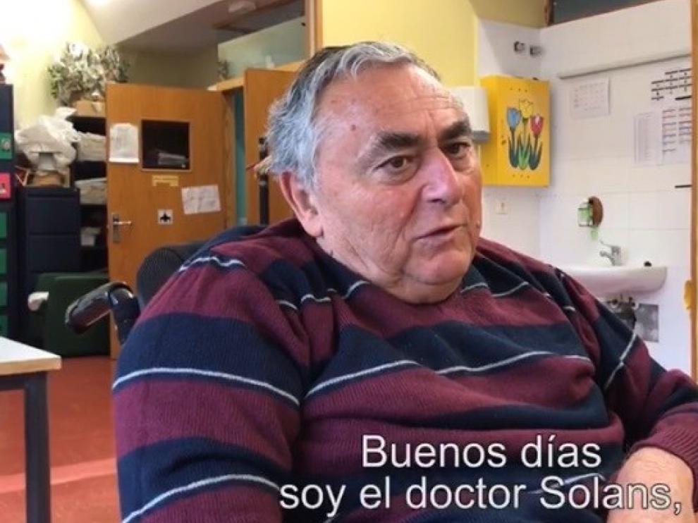 """CAPÍTULO 34º Un """"bricoconsejo"""" de amor del doctor Solans"""