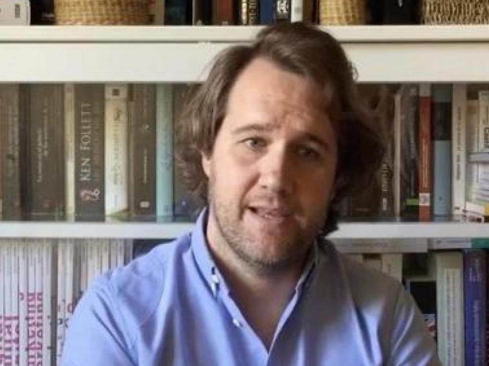 """Manuel Giménez Larraz: """"No hay que olvidar lo que representa Giménez Abad"""""""