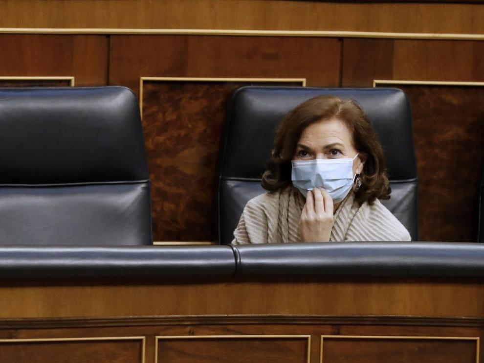 """Calvo revela que sintió """"miedo"""" al contraer la Covid-19 y aboga por """"rehumanizar"""" la política"""