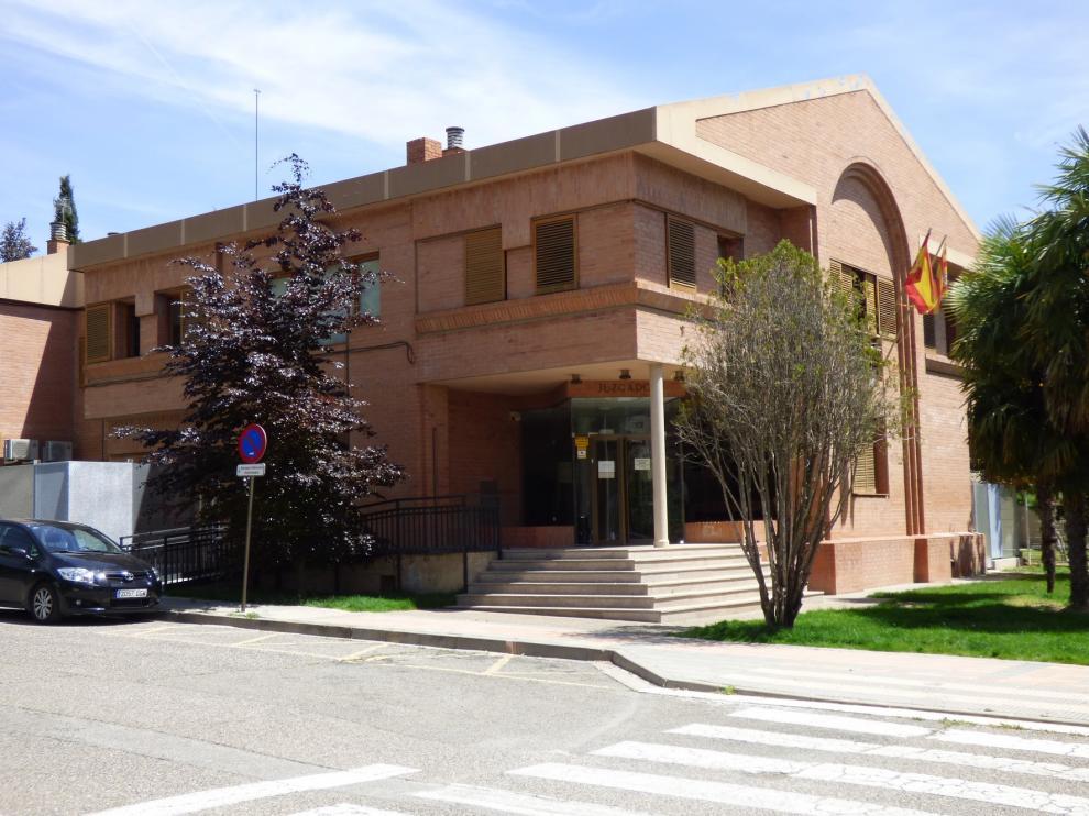 Barbastro celebra el primer juicio telemático de España