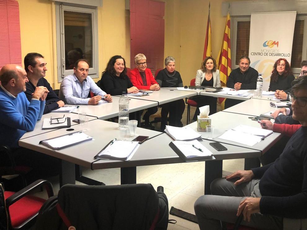 El Ceder Monegros concede casi 250.000 euros en ayudas a 15 proyectos