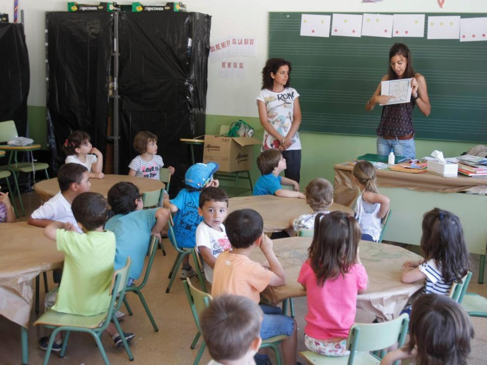 Unicef quiere garantizar el derecho a la educación de los menores