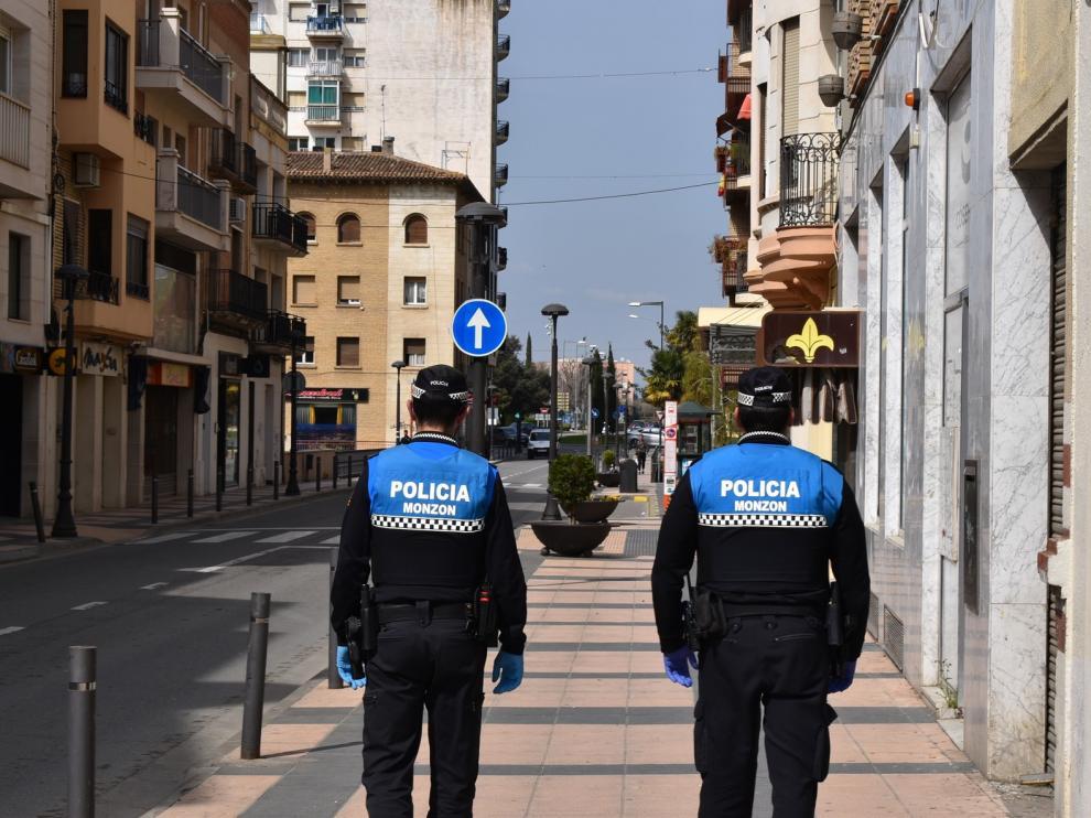 El Salud y el Ayuntamiento de Monzón realizarán, de momento, test a Policía Local y trabajadores de Riosol