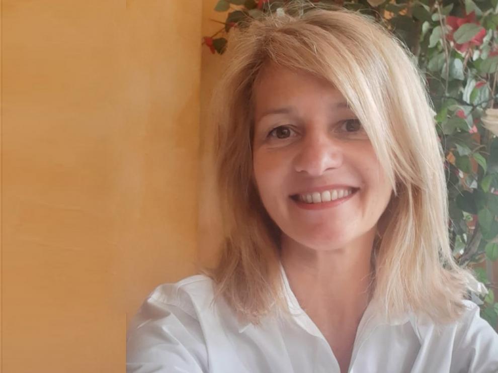 """Carmen María Rodrigo: """"Los pacientes de cáncer nos dan lecciones de saber estar y adaptarse"""""""