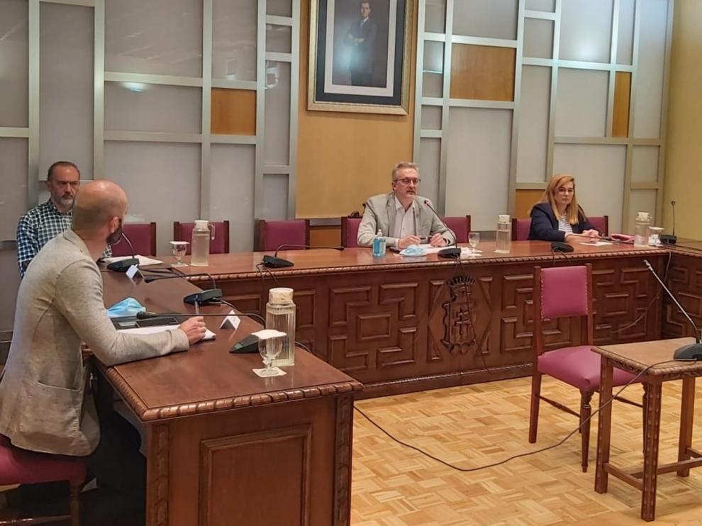 El Ayuntamiento de Jaca dedicará 1,5 millones a ayudas contra el coronavirus