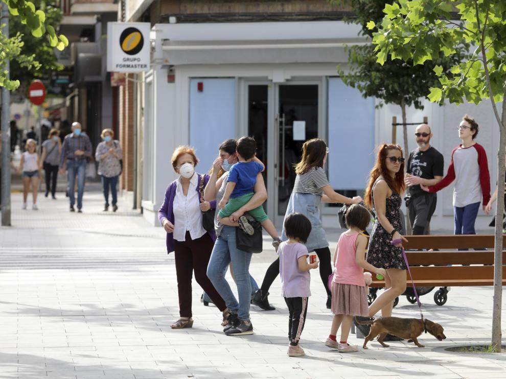 Fase 1 para todo Aragón tras negarse el Ministerio a que nadie entre en la 2