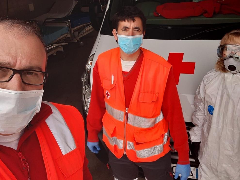 El Ayuntamiento de Binéfar felicita a la Cruz Roja local en su día