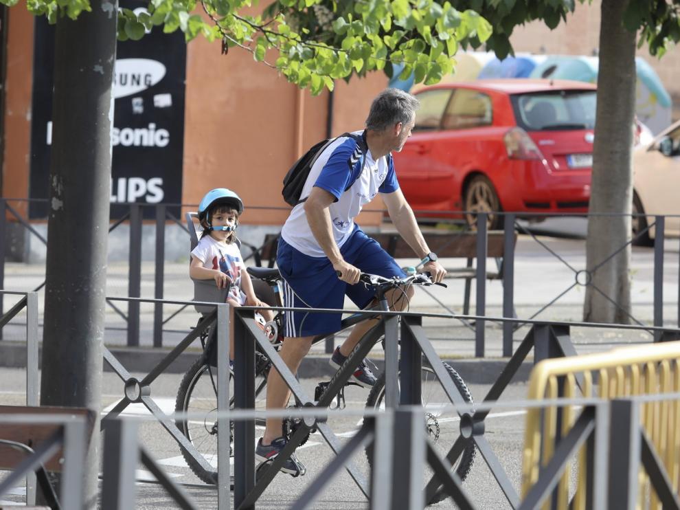 Vuelven las reuniones, comercios y terrazas a la provincia de Huesca pero con limitaciones