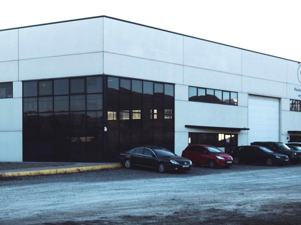 La planta de Orache reanuda la actividad tras el incidente del lunes