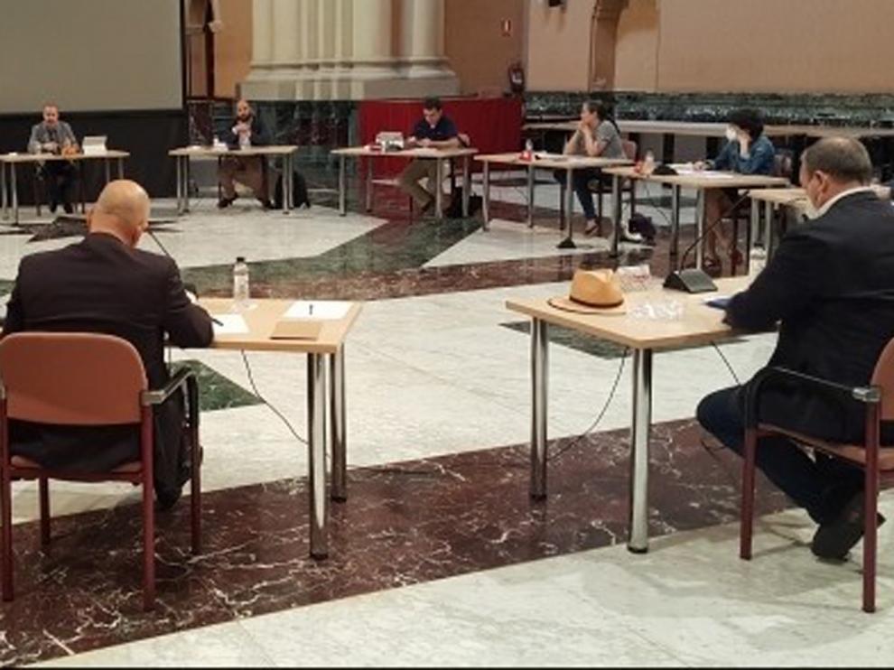 La mesa para la recuperación cierra nuevas propuestas