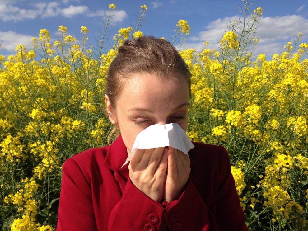 ¿Sufres de alergia?