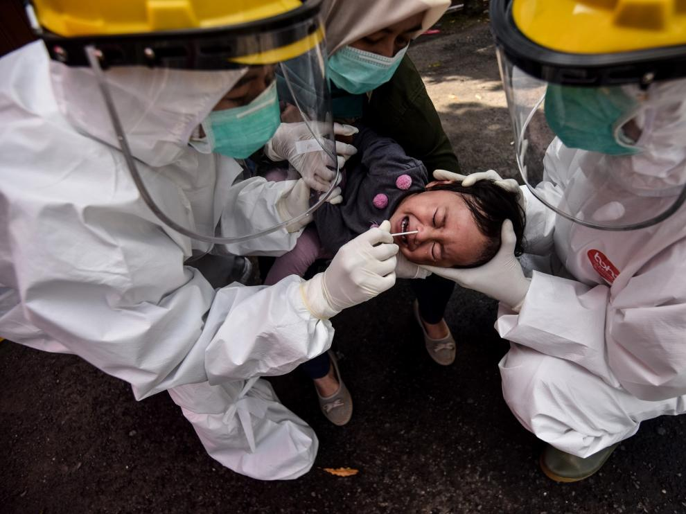 Cuatro millones de personas se han contagiado y más de 275.000 han muerto por coronavirus en el mundo