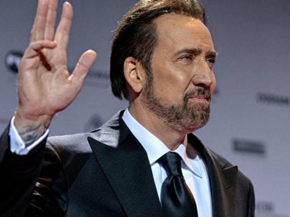 Nicolas Cage debutará en televisión dando vida al polémico Joe Exotic