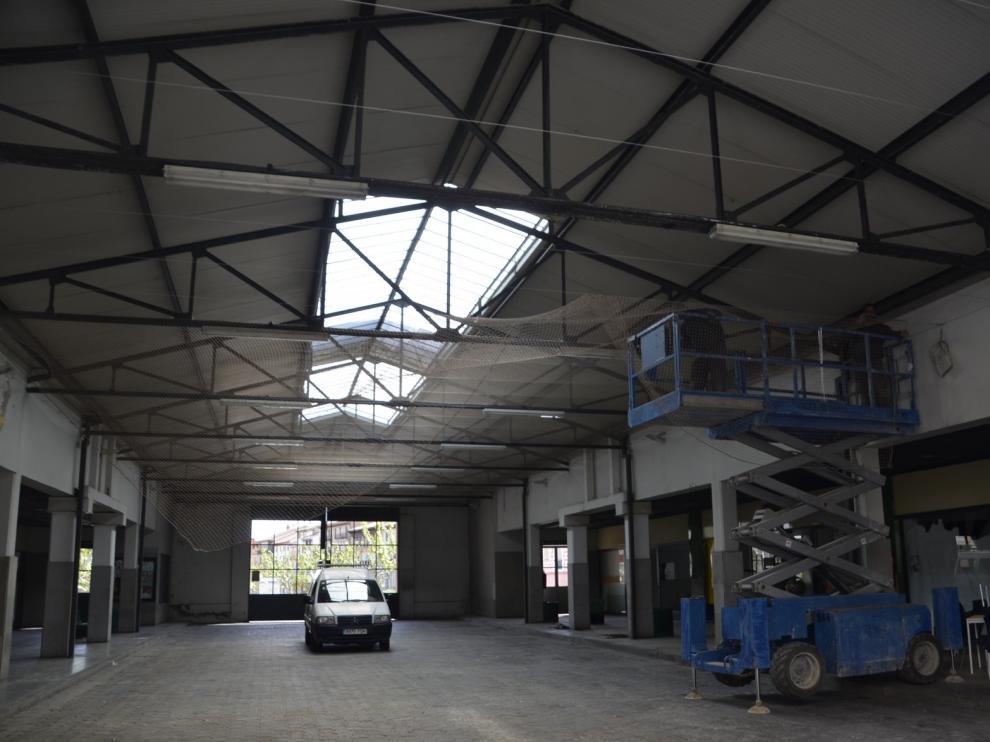 La estación de autobuses de Barbastro reabriará el próximo lunes