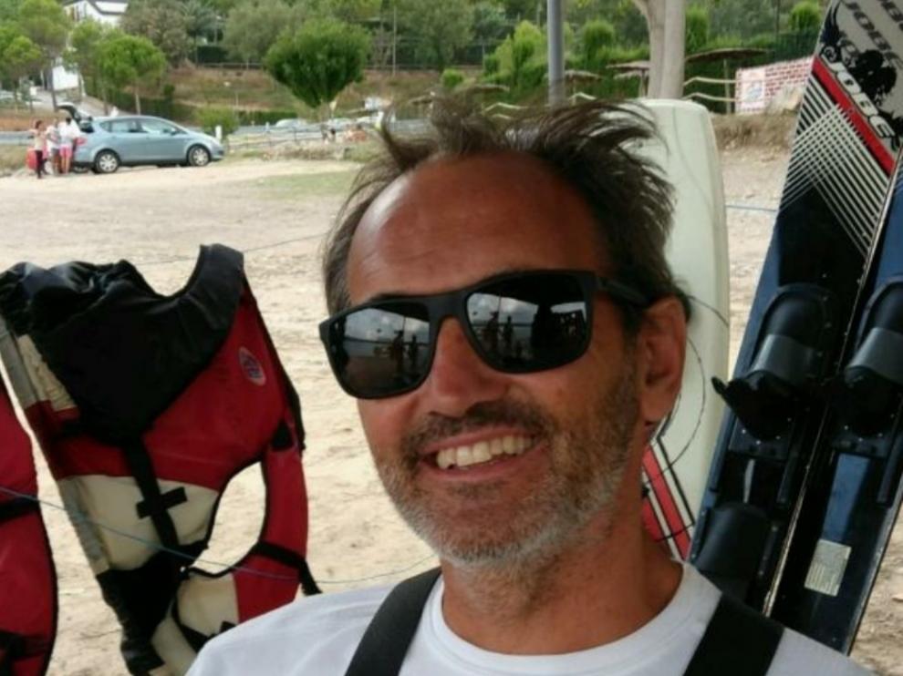 """Josero Martínez: """"El río Ésera está para disfrutarlo al máximo con el rafting"""""""