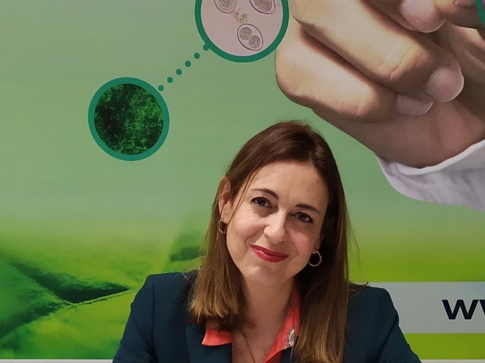 """Maria José Avellana: """"El producto garantiza la inactivación adecuada de virus con envoltura"""""""