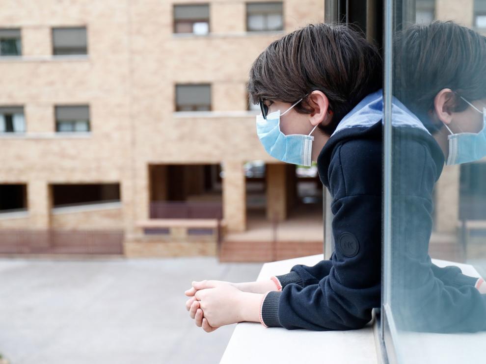 Los pediatras lanzan un registro nacional de niños afectados por covid-19