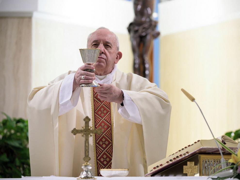 El papa pide concordia y colaboración a todos los países de la UE