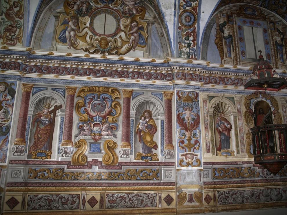 Recogen firmas contra el litigio por el santuario de Casbas