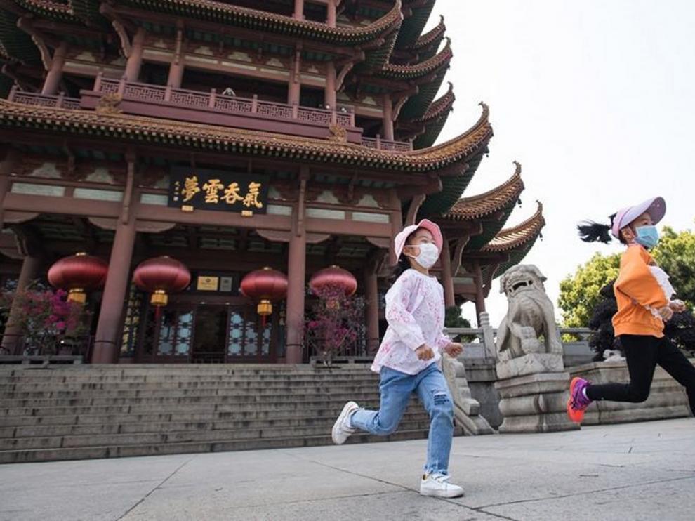 Wuhan registra su primer caso de coronavirus desde el 3 de abril