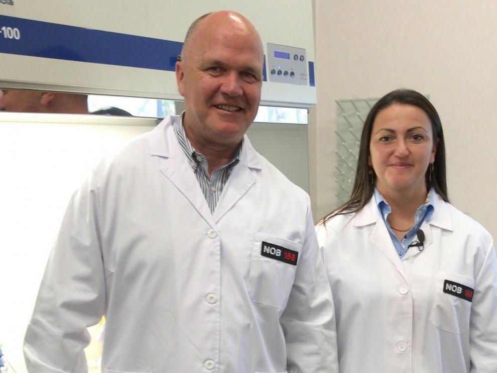 Un antimicrobiano protege los tejidos del coronavirus