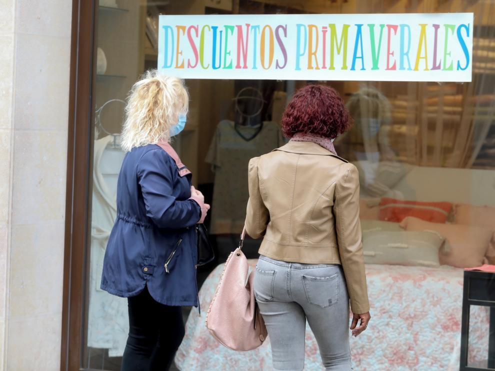 Fomentan con una campaña las compras de proximidad en Huesca