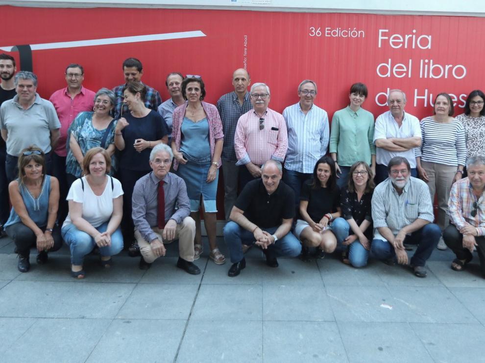 La Feria del Libro de Huesca se aplaza y podría celebrarse el próximo octubre