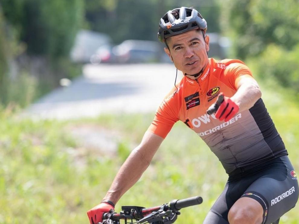 """Milton Ramos: """"Estoy muy contento porque estoy viviendo de mi hobby"""""""