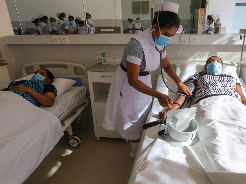 La pandemia deja 63.139 nuevos afectados por coronavirusen en el mundo en las últimas 24 horas