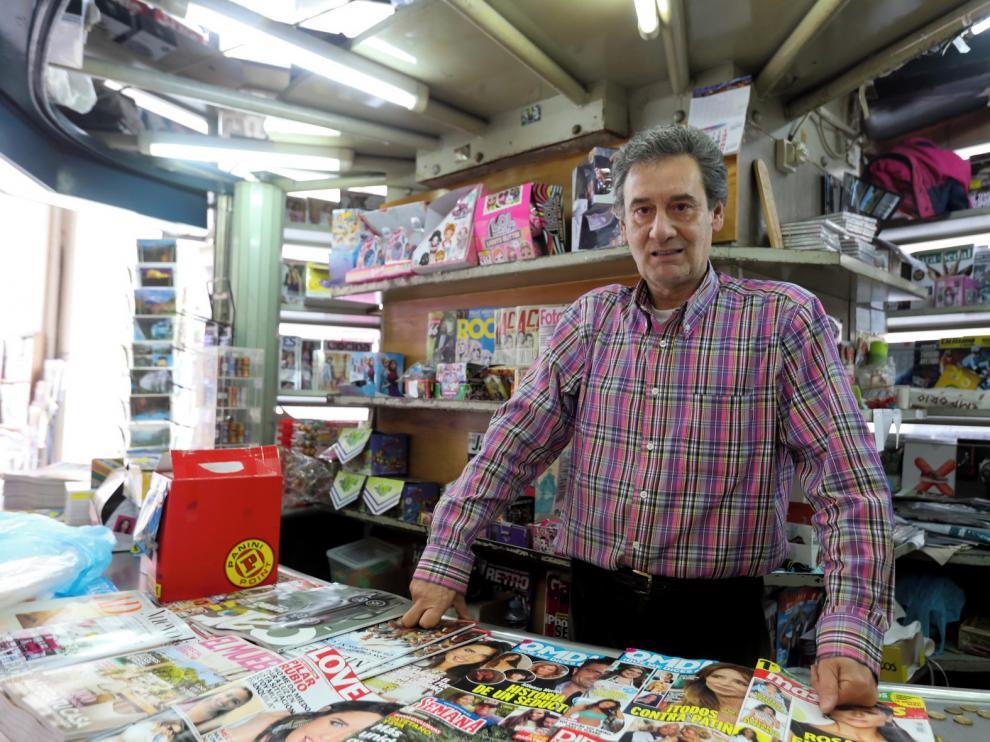 """Luis Valero: """"Dijo el presidente que soy esencial, pero no tengo derecho a nada"""""""