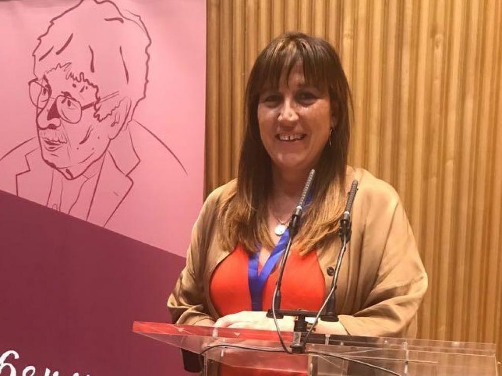 Sira Repollés Lasheras, nueva consejera de Sanidad del Gobierno de Aragón
