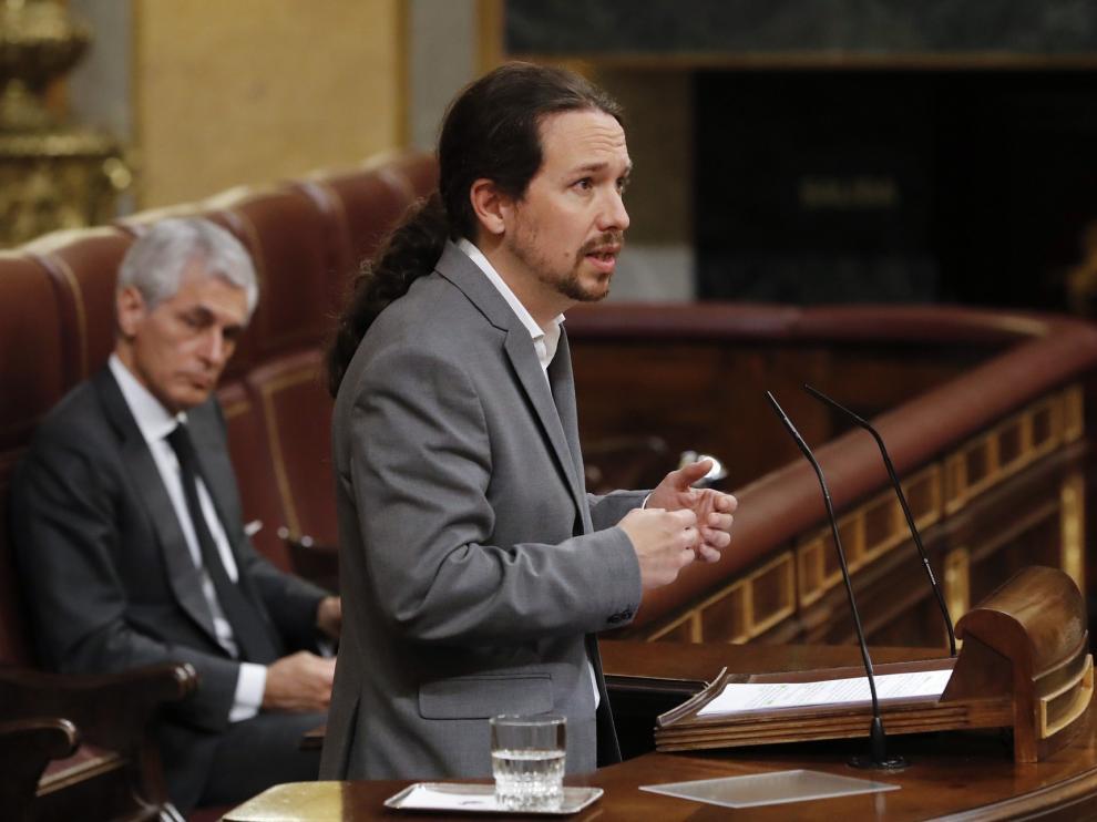 """Iglesias ve un posible nuevo caso de corrupción en el PP por el apartamento de Ayuso: """"Es muy grave"""""""