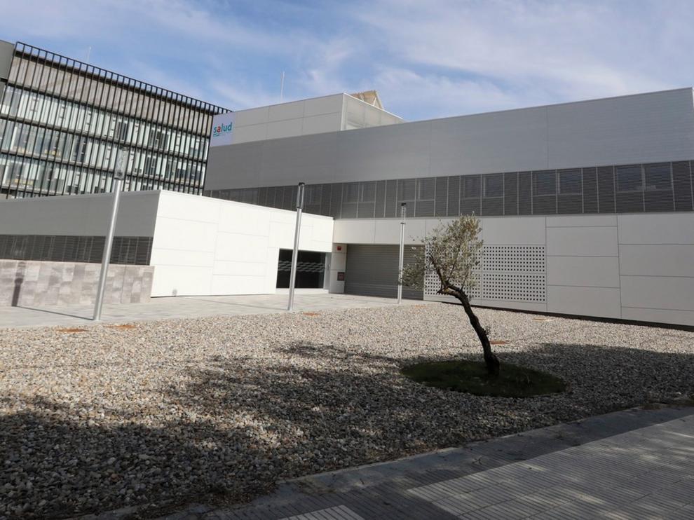 El nuevo centro de Salud de Los Olivos de Huesca entrará en funcionamiento este mes