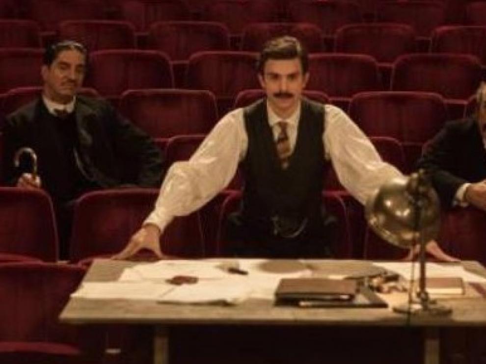 """""""Cartas a Roxane"""", cine que recrea el estreno teatral de Cyrano, se estrena """"online"""""""