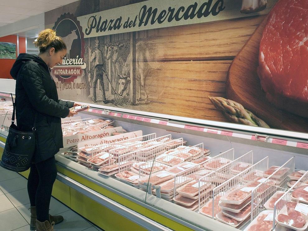 Supermercados Altoaragón lanza una campaña de apoyo a la economía local