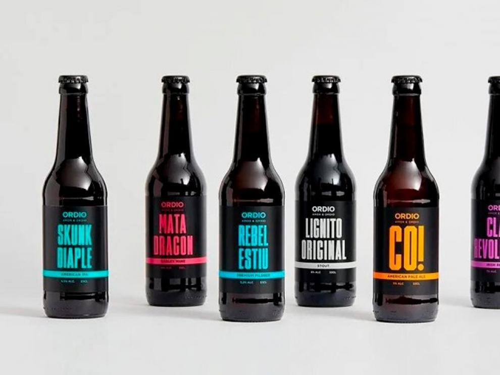 Matadragón, el secreto de la cerveza aragonesa que conquista Europa