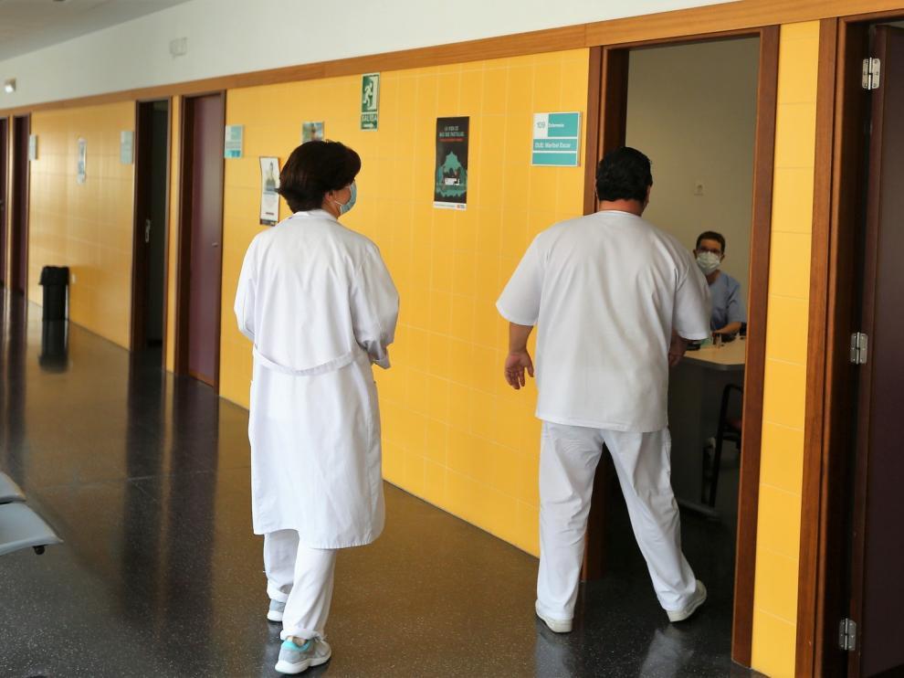 La fase 1 dispara la demanda de consultas en los centros de salud de la provincia de Huesca