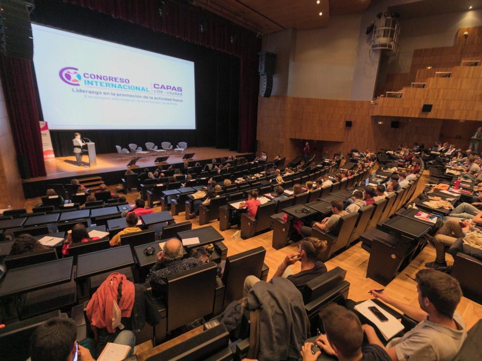 El Palacio de Congresos de Huesca alcanzó en 2019 sus mejores cifras