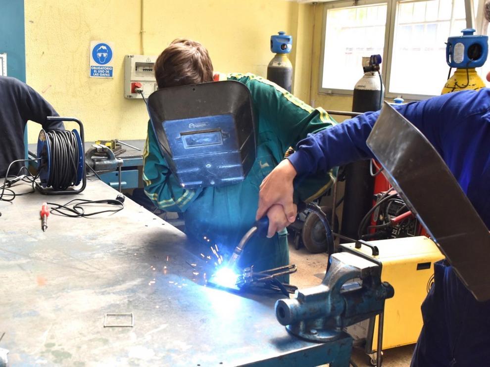 El Ayuntamiento de Huesca abre el proceso de inscripción para cursos de Cualificación Inicial de FP