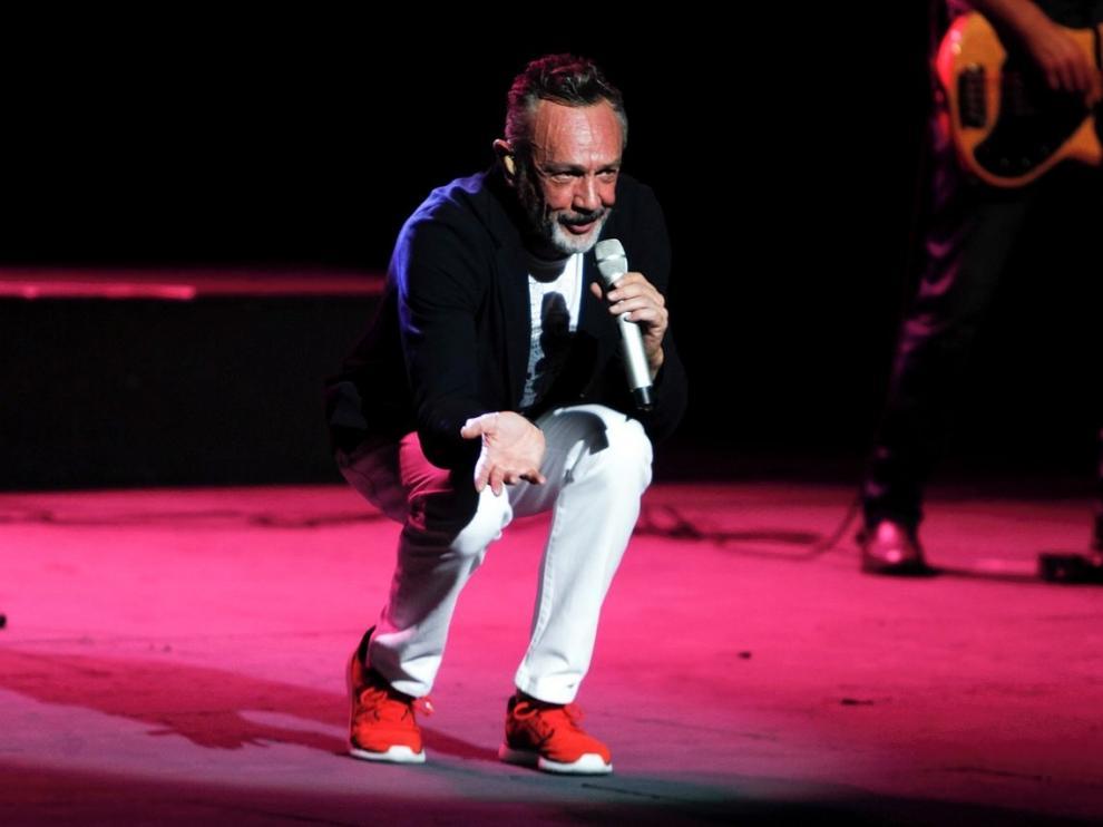El músico Rafa Sánchez anuncia la disolución de la banda La Unión