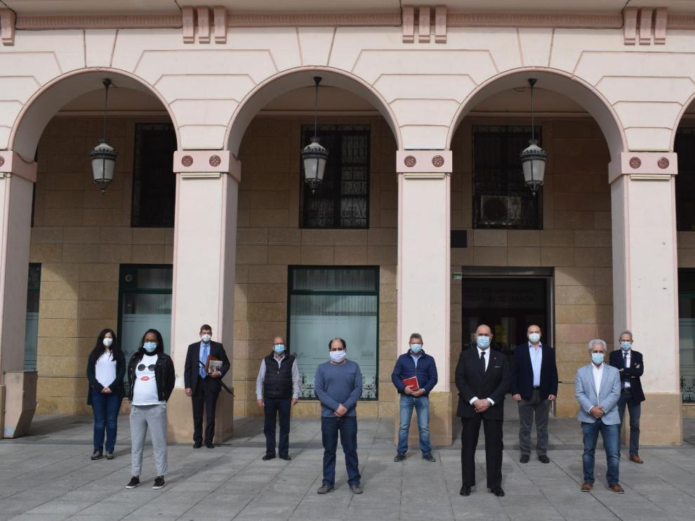 El campo oscense reivindica su valor estratégico en la fiesta de San Isidro